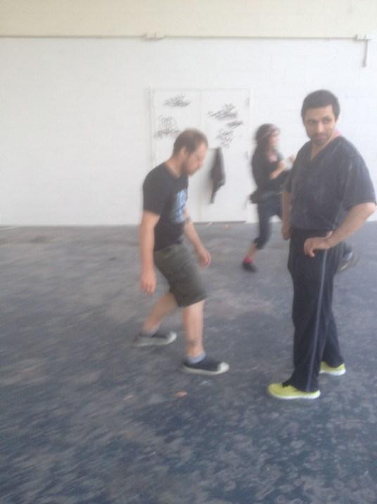 Wing Chun Training 2014 06 24_01