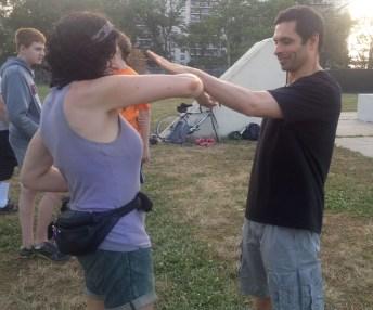 Wing Chun Training 2014 07 01_08