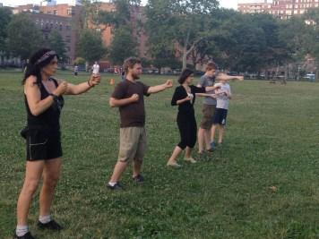 Wing Chun Training 2014 07 08_29