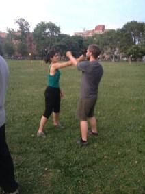 Wing Chun Training 2014 07 10_04