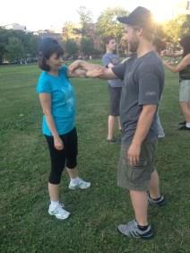Wing Chun Training 2014 07 17_01