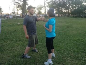 Wing Chun Training 2014 07 17_15