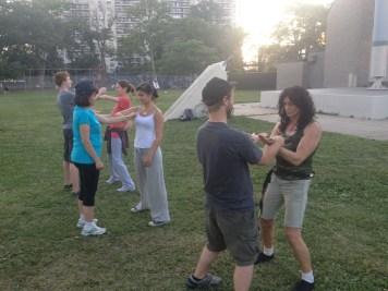 Wing Chun Training 2014 07 17_17