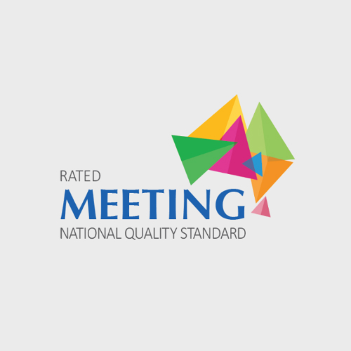 Rated as Meeting National Quality Standards