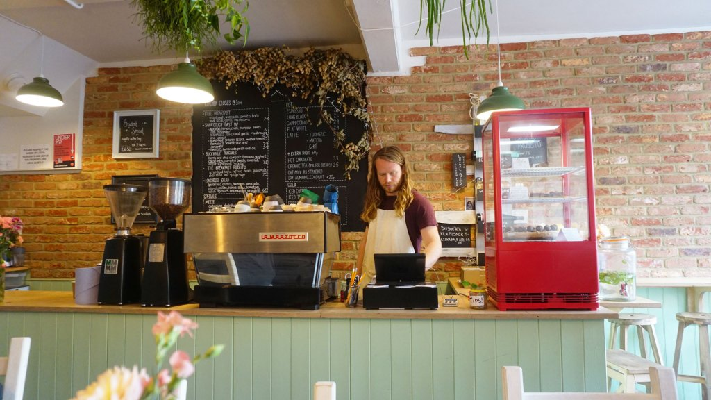 brighton, hove, coffee, speciality, artisan, shop, cafe, store, food, drink, 2018, the, longhouse, organic, vegan, healthy, espresso, long, black, ceramic, glass