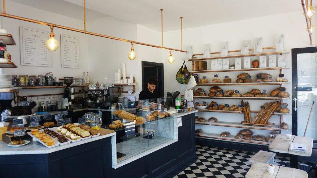 flour, pot, brighton, hove, coffee, speciality, artisan, bakery, roastery, shop, cafe, store, food, drink, seven, dials,