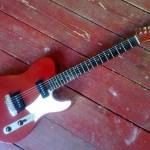 Bowler Tele-P90 Custom Electric Guitar