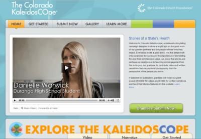 Colorado Kaleidoscope homepage