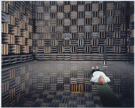 Quiet Room - Photo by Miranda Lichtenstein in Hirshhorn Museum