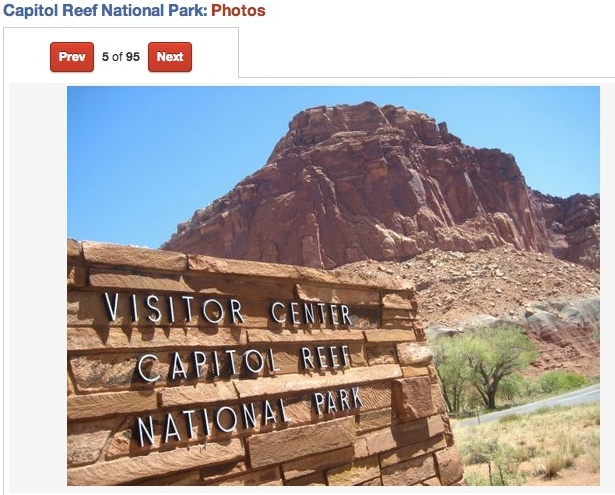 Capitol Reef on Yelp
