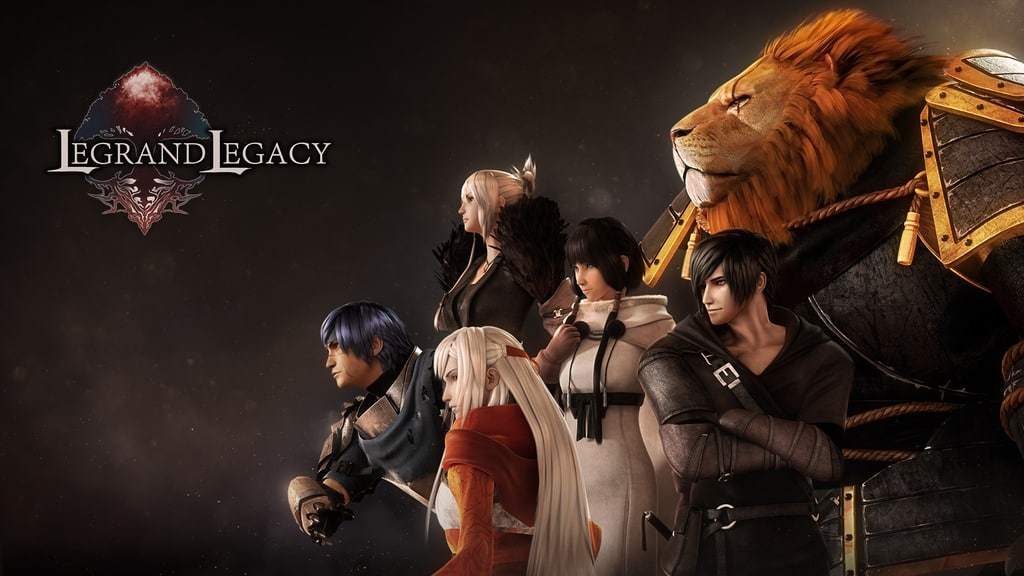 Game Review - Legrand Legacy