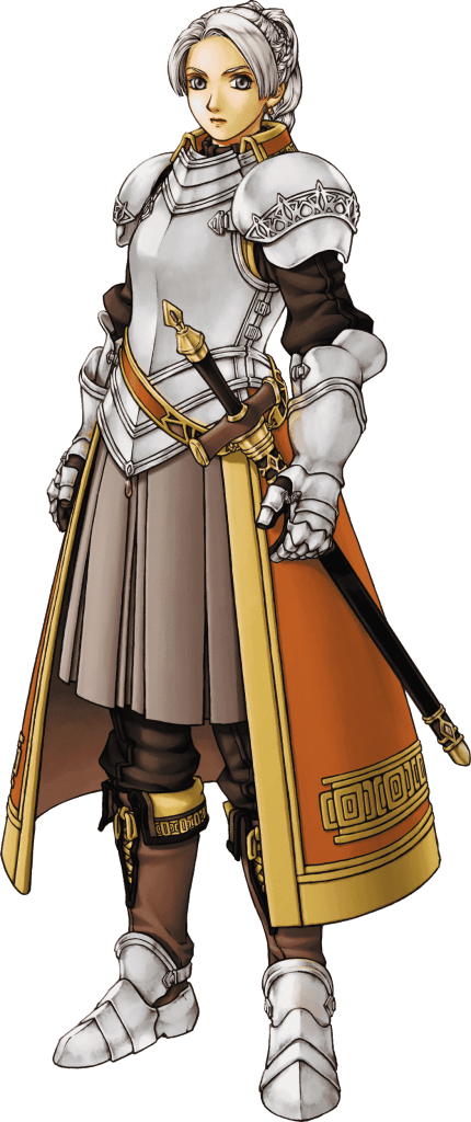 best suikoden 3 characters chris
