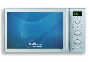 Microsafe Microwave Cover - 1