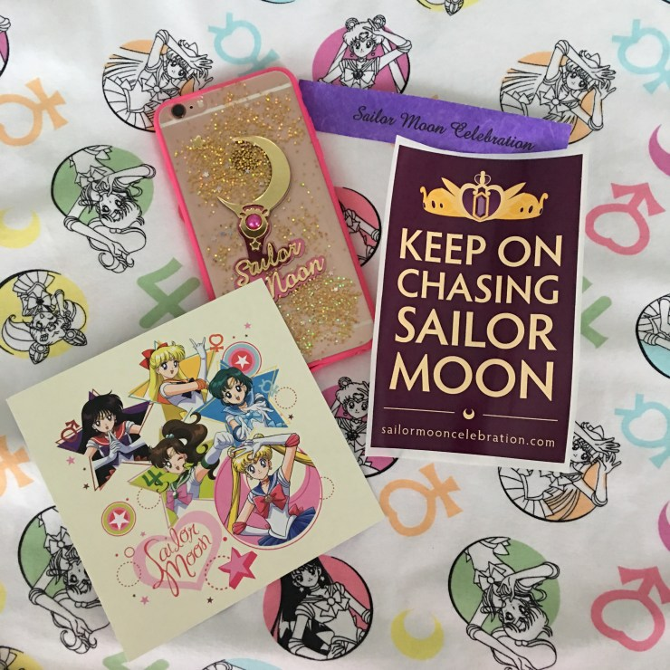 Keep On Chasing Sailor Moon