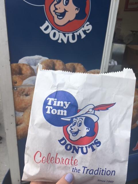 Tiny Tom Donuts