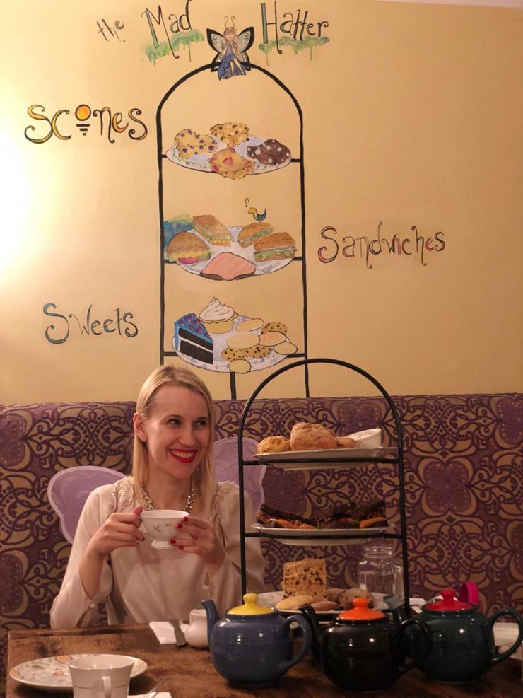 Alice's Teacup - Afternoon Tea