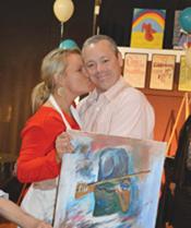 Cassandra and Brian Buckalew