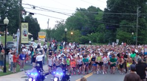 5k Race for Swift Cantrell starts