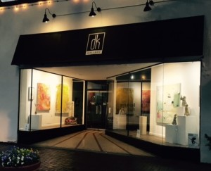 dk Gallery store front