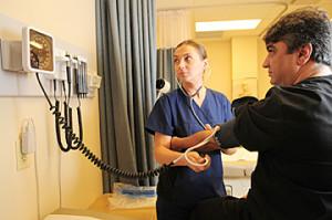 Healthcare classes.72