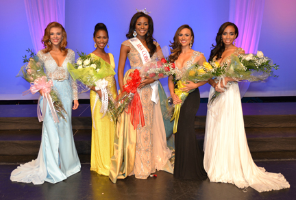 top 5 for Miss Cobb County