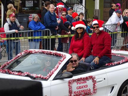 RJ and Asha Patel, Grand Marshalls