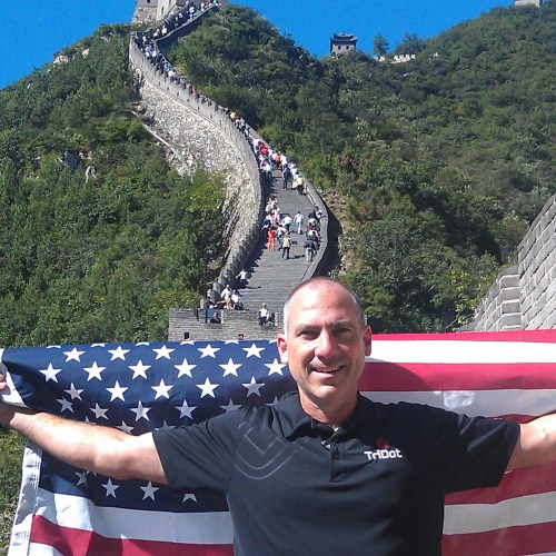 incentive travel to China