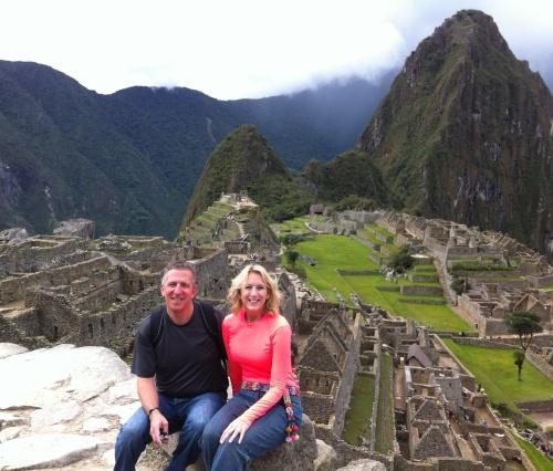 Machi Picchu - incentive travel bucket list - check!
