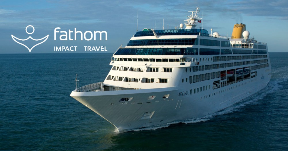 fathom carnival is a great option for incentive travel to cuba