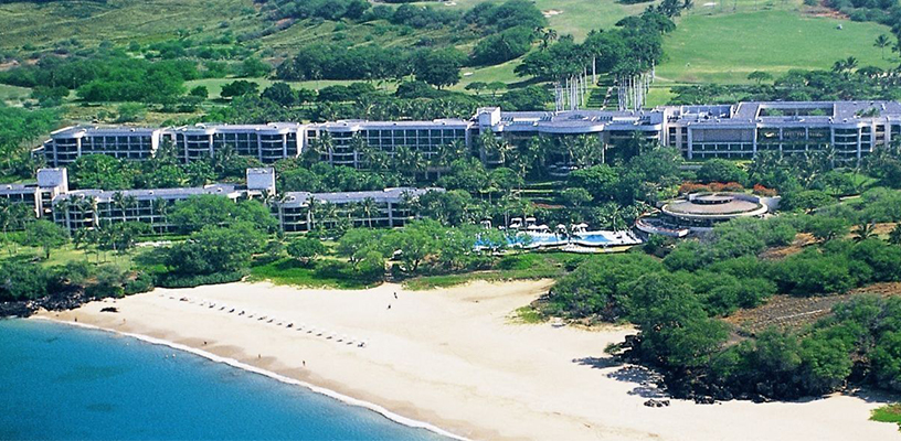 Top new Hawaiian incentive property, Hapuna Beach Resort