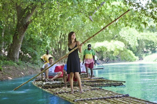 authentic river activity for incentive trip winners