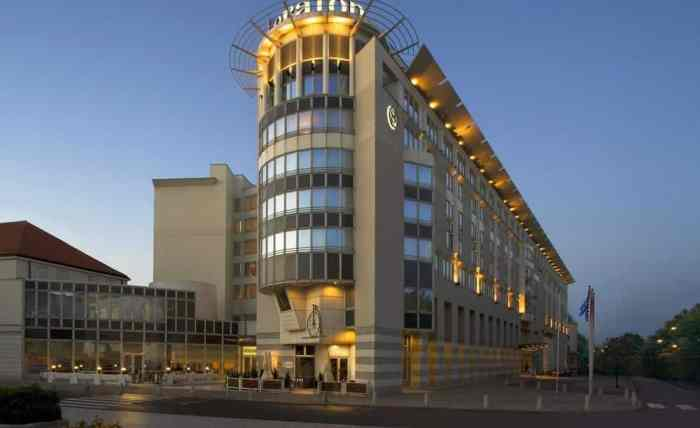 Sheraton Warsaw Hotel for Incentive Travel
