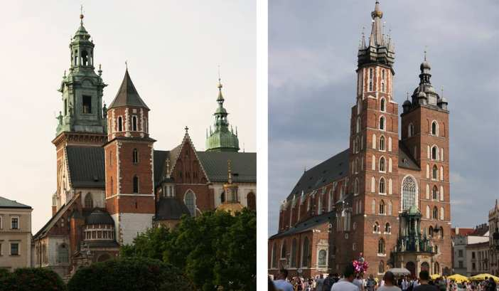 Krakow Poland Incentive Travel Destination, Wawel Castle and St. Mary's Cathedral