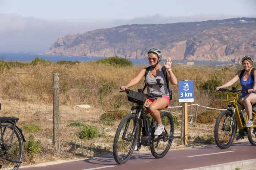 Portugal incentive travel biking wine tour