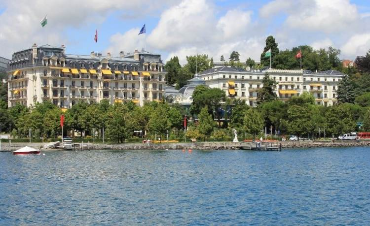 Beau-Rivage Palace Incentive Travel