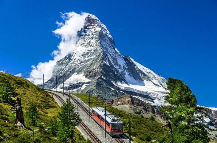 Zermatt Skiing Incentive Travel