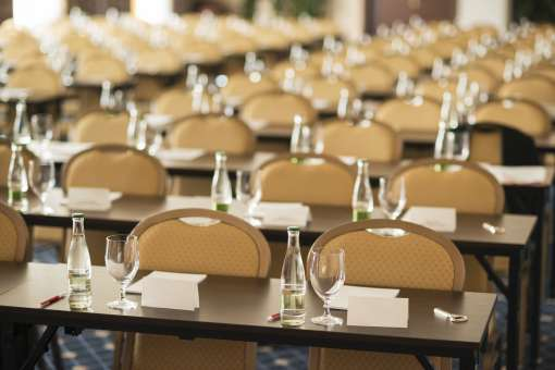 waste in meetings and events