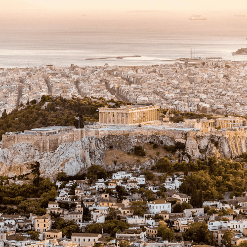athens incentive travel