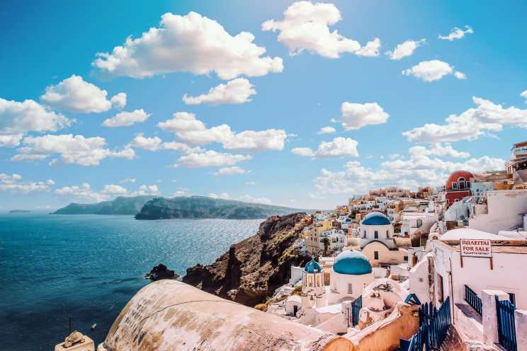 incentive trip to the greek islands