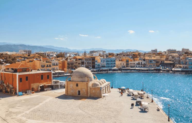 crete incentive trip