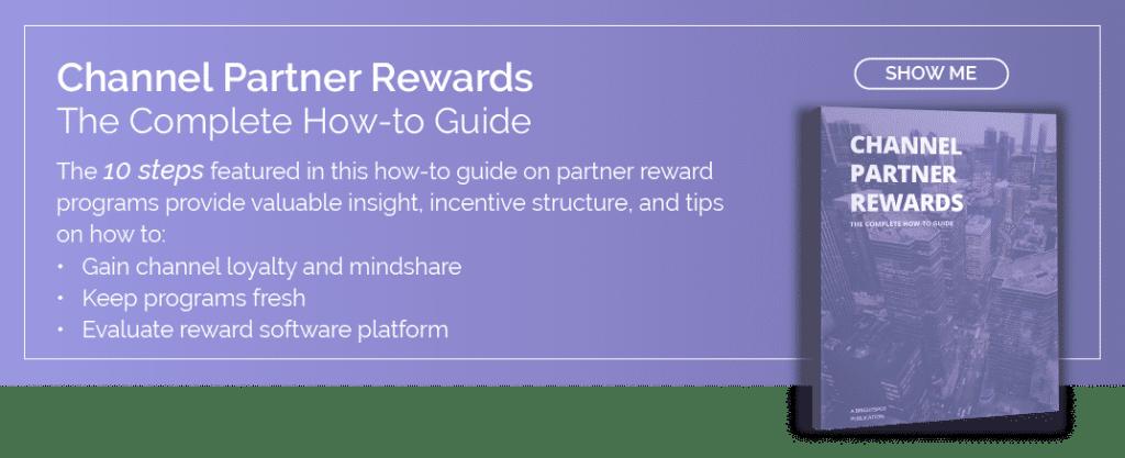 channel incentive program guide