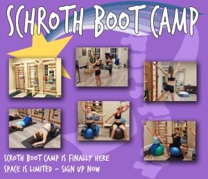 Schroth Boot Camp