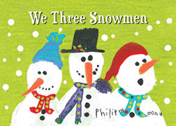 SM-3313-Snowmen - NEW