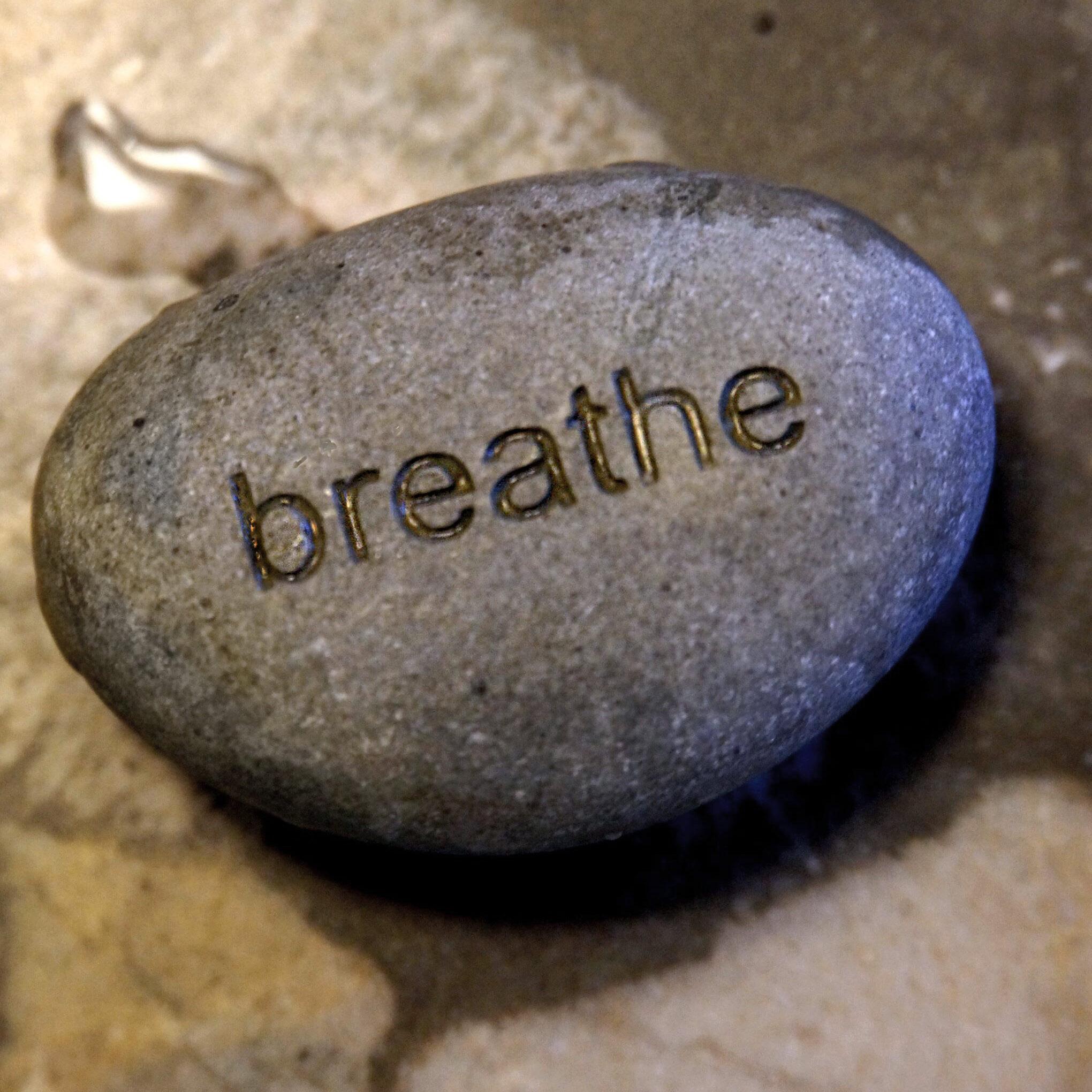 breathe stone fixed