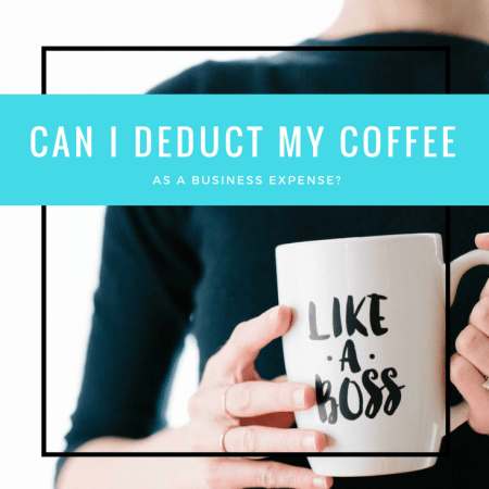Can I Deduct My Coffee as a Business Expense?
