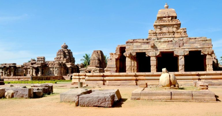 IP Addresses Ancient Temples