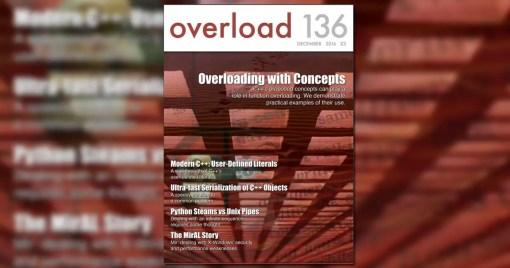 ACCU Overload 136 Journal