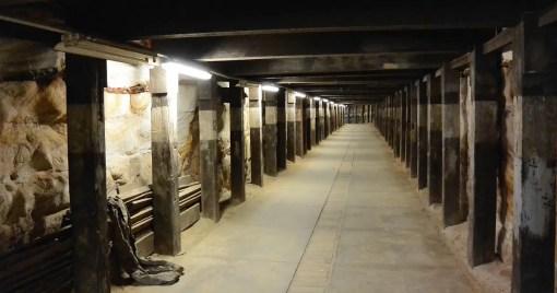 Air Raid Tunnel