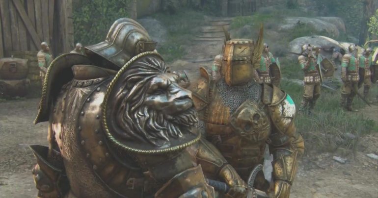 For Honor Knight
