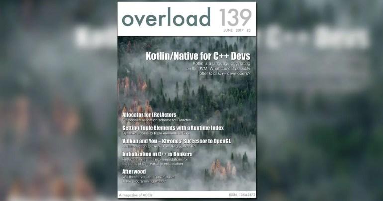 ACCU Overload 139 Journal